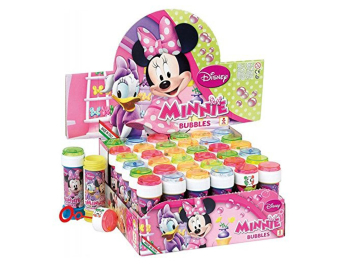 BAŃKI MYDLANE DISNEY MINNIE 60ML