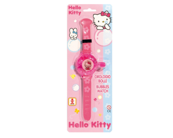 ZEGARKI Z BAŃKAMI HELLO KITTY 7103